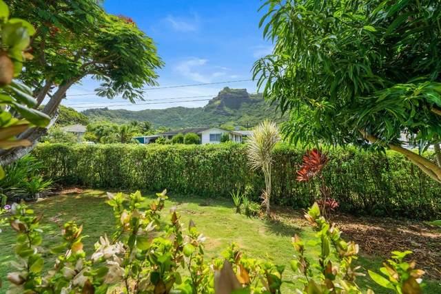 336 Lanakila Rd, Kapaa, HI 96746 (MLS #652638) :: LUVA Real Estate