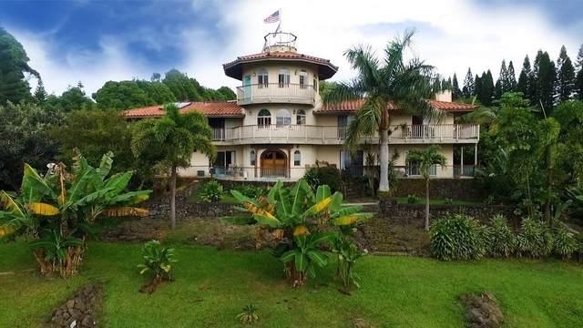 94-6448 Mamalahoa Hwy, Naalehu, HI 96772 (MLS #652639) :: Corcoran Pacific Properties