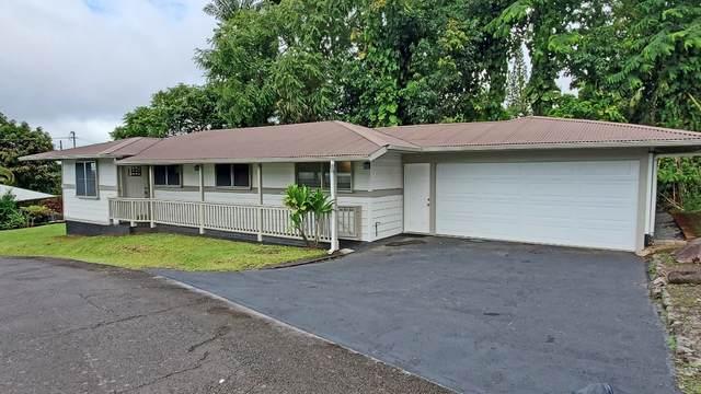 507-A Wainaku St, Hilo, HI 96720 (MLS #652661) :: Corcoran Pacific Properties