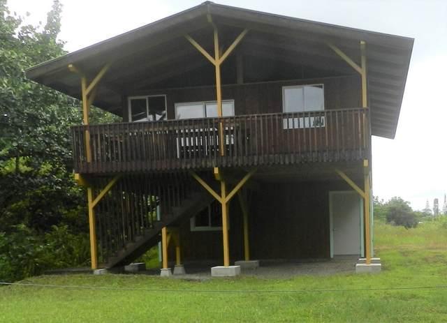 15-1085 Kiawe Rd, Keaau, HI 96749 (MLS #652665) :: Corcoran Pacific Properties