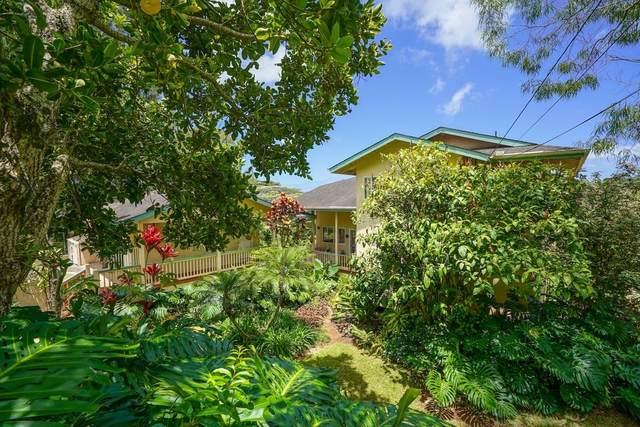 4675 Akemama Rd, Kalaheo, HI 96741 (MLS #652674) :: Kauai Exclusive Realty