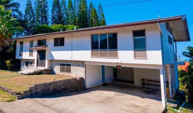 75-5792 Muku Pl, Kailua-Kona, HI 96740 (MLS #652679) :: LUVA Real Estate