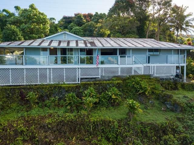 82-5989 Mamalahoa Hwy, Captain Cook, HI 96704 (MLS #652690) :: LUVA Real Estate