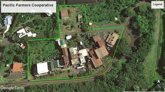 82-5810 Napoopoo Rd, Captain Cook, HI 96704 (MLS #652725) :: Corcoran Pacific Properties