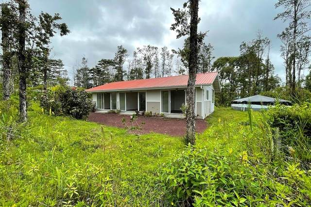 16-2063 Mauna Kea Dr, Pahoa, HI 96778 (MLS #652778) :: Corcoran Pacific Properties