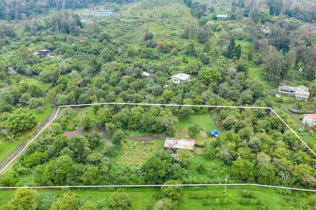 81-1085-A Captain Cook Rd, Captain Cook, HI 96704 (MLS #652780) :: LUVA Real Estate