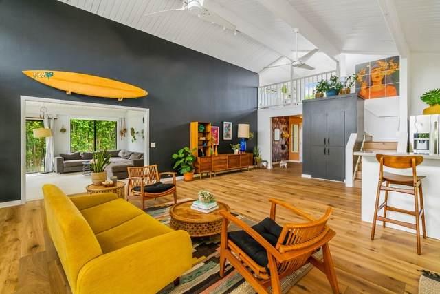 4207 Kekuanaoa Ln, Princeville, HI 96722 (MLS #652803) :: Corcoran Pacific Properties