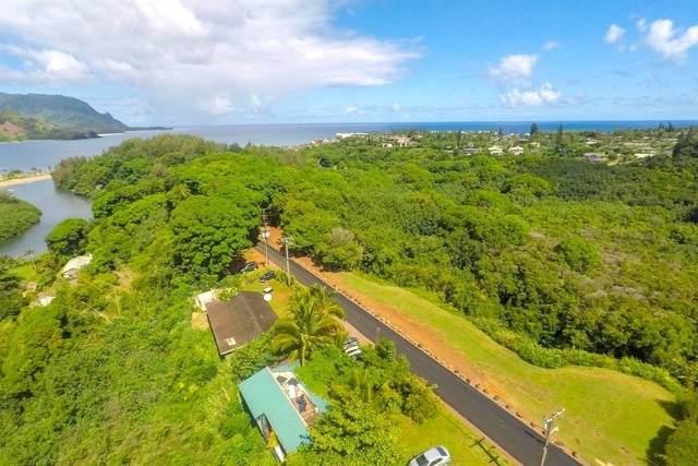 5210 Hanalei Plant Rd, Princeville, HI 96722 (MLS #652820) :: Kauai Exclusive Realty