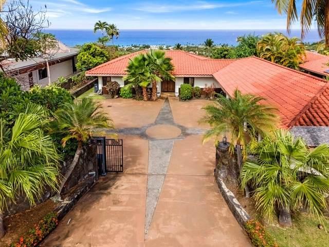 76-6320 Kaheiau St, Kailua-Kona, HI 96740 (MLS #652828) :: LUVA Real Estate