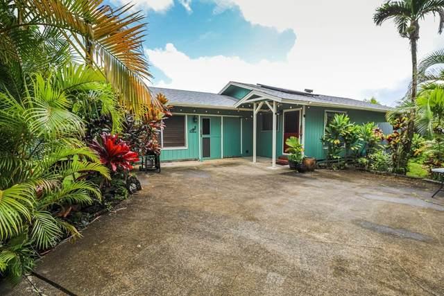 384-A Kaholalele Rd, Kapaa, HI 96746 (MLS #652837) :: Kauai Exclusive Realty