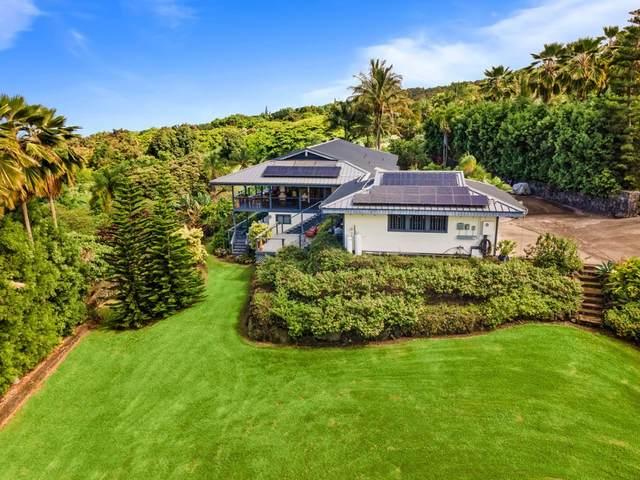 75-851 Hiona St, Holualoa, HI 96725 (MLS #652842) :: Corcoran Pacific Properties