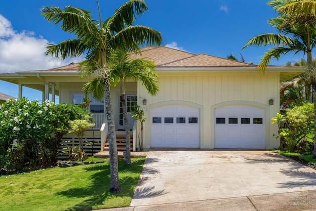 3619 Kua Aina St, Kalaheo, HI 96741 (MLS #652848) :: Kauai Exclusive Realty