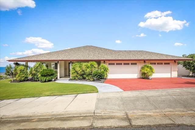 77-285 Maliko St, Kailua-Kona, HI 96740 (MLS #652864) :: LUVA Real Estate