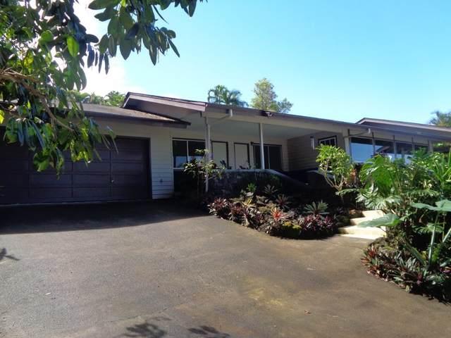 73-4669 Hina Lani St, Kailua-Kona, HI 96740 (MLS #652874) :: LUVA Real Estate