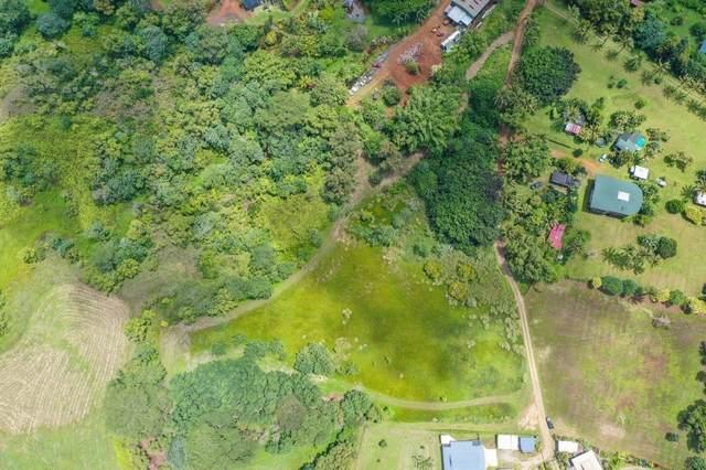 4873 Kapaka St, Princeville, HI 96722 (MLS #652932) :: Kauai Exclusive Realty