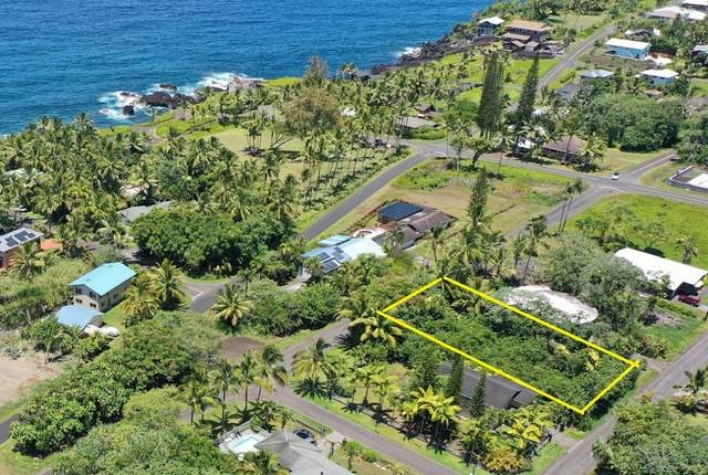 N Popaa St, Lot 2, Pahoa, HI 96778 (MLS #652947) :: LUVA Real Estate