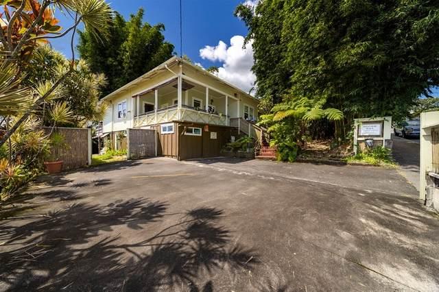 301 Ponahawai St, Hilo, HI 96720 (MLS #652963) :: LUVA Real Estate