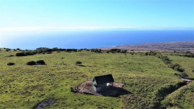 3 Above Naalehu, Naalehu, HI 96772 (MLS #652973) :: LUVA Real Estate