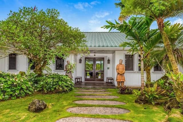 6969 Holopono Pl, Kapaa, HI 96746 (MLS #653008) :: Corcoran Pacific Properties