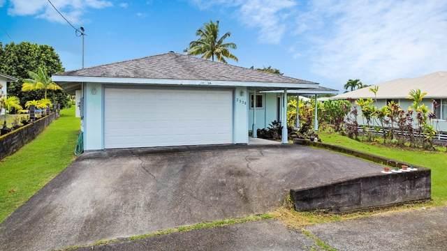 2338 Nohona St, Hilo, HI 96720 (MLS #653009) :: LUVA Real Estate