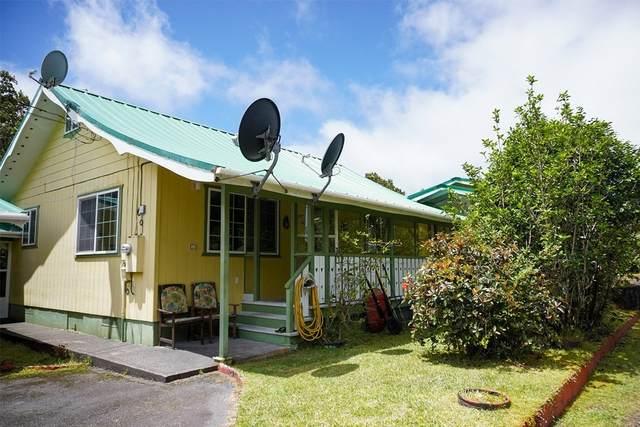 11-3877 Nahelenani St, Volcano, HI 96785 (MLS #653027) :: LUVA Real Estate