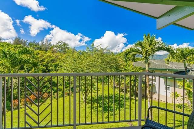 4141 Lei O Papa Rd, #24, Princeville, HI 96722 (MLS #653046) :: Kauai Exclusive Realty
