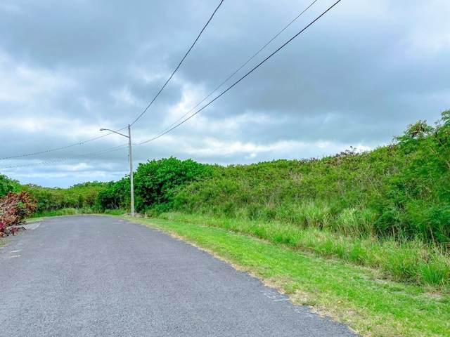 Hiki-Ku St, Naalehu, HI 96772 (MLS #653077) :: Iokua Real Estate, Inc.