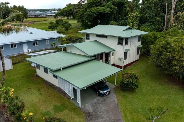 69 W Palai Street, Hilo, HI 96720 (MLS #653092) :: LUVA Real Estate