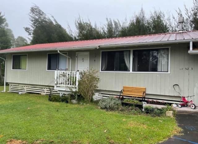 64-5243 Puanuanu Pl, Kamuela, HI 96743 (MLS #653095) :: LUVA Real Estate