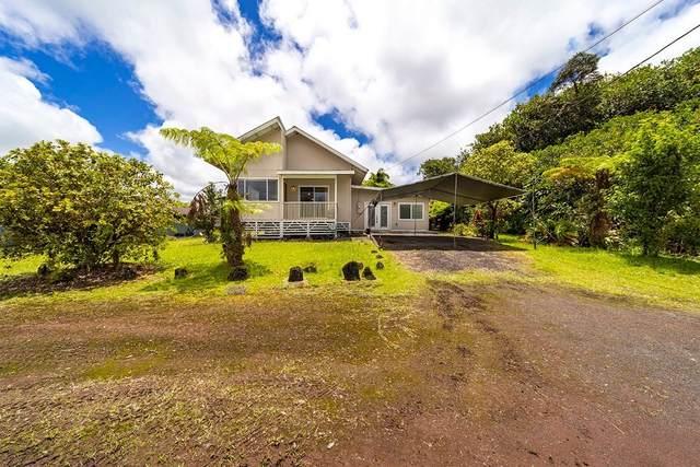 18-7895 Kolenelio Rd, Mountain View, HI 96771 (MLS #653103) :: LUVA Real Estate
