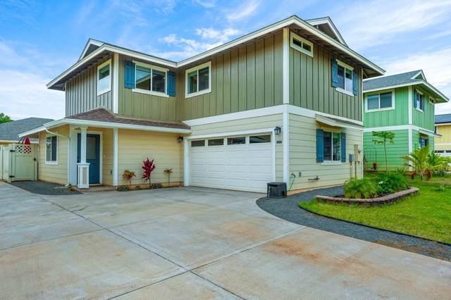 4145 Kenikeni Pl, Lihue, HI 96766 (MLS #653111) :: LUVA Real Estate
