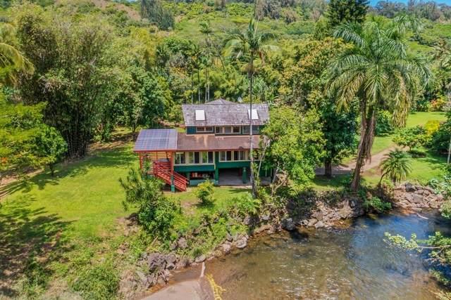 4627 Alaeke Rd, Hanalei, HI 96722 (MLS #653130) :: LUVA Real Estate