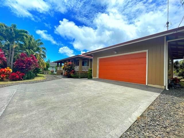 94-1597 Haehae St, Naalehu, HI 96772 (MLS #653148) :: LUVA Real Estate