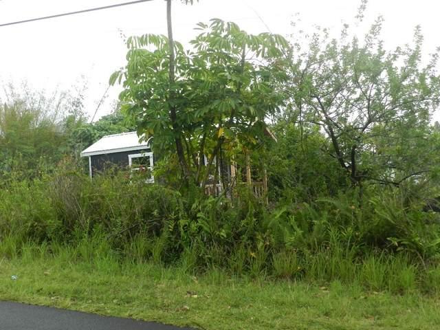 Mapuana Ave, Pahoa, HI 96778 (MLS #653156) :: Corcoran Pacific Properties