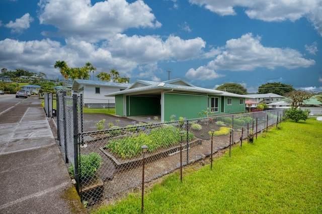 430 Haili St, Hilo, HI 96720 (MLS #653175) :: LUVA Real Estate