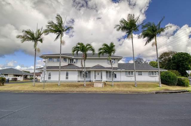 4006 Hunakai St, Lihue, HI 96766 (MLS #653206) :: LUVA Real Estate