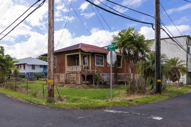 98 Kohola St, Hilo, HI 96720 (MLS #653208) :: LUVA Real Estate