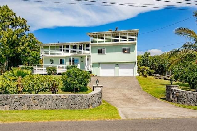 94-5761 Kahiki St, Naalehu, HI 96772 (MLS #653219) :: Iokua Real Estate, Inc.