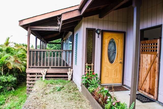 81-901 Halekii St, Kealakekua, HI 96750 (MLS #653241) :: LUVA Real Estate