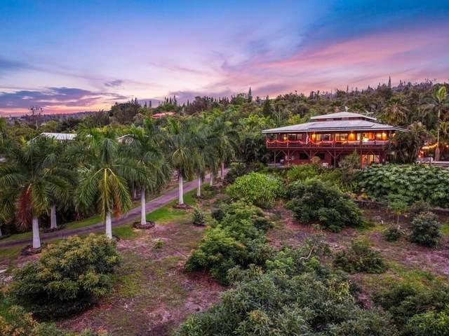 88-1584 Moana Dr, Captain Cook, HI 96704 (MLS #653251) :: Corcoran Pacific Properties