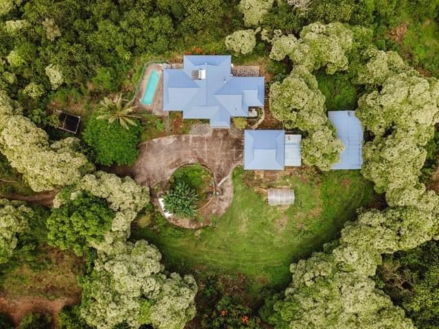 89-857 Hawaii Belt Rd, Captain Cook, HI 96704 (MLS #653278) :: Corcoran Pacific Properties