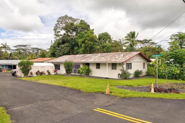 14-806 Nanawale Cir, Pahoa, HI 96778 (MLS #653282) :: LUVA Real Estate
