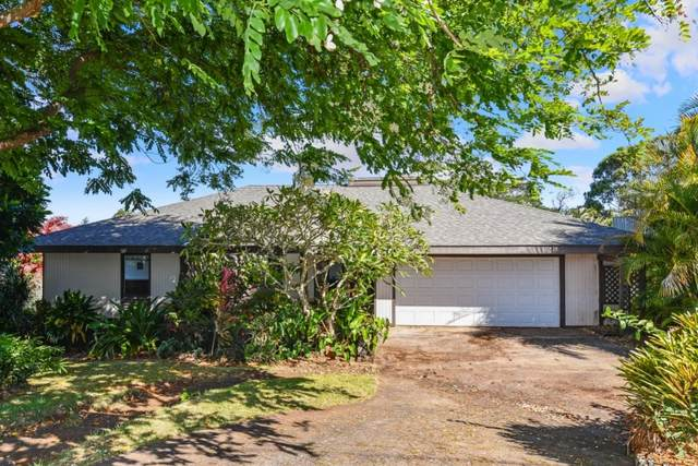 3685 Lohe Rd, Kalaheo, HI 96741 (MLS #653325) :: Corcoran Pacific Properties