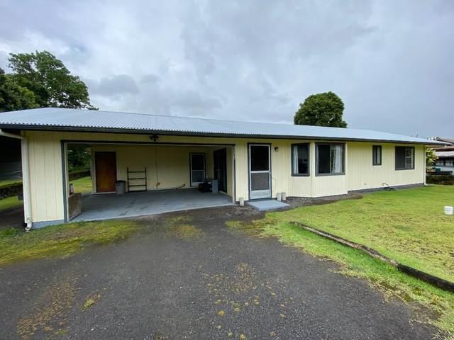 1874-A Kilauea Ave, Hilo, HI 96720 (MLS #653359) :: LUVA Real Estate
