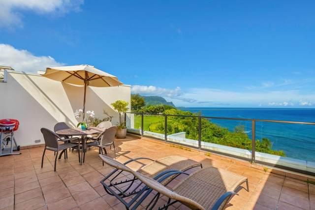 5454 Ka Haku Rd, Princeville, HI 96722 (MLS #653379) :: Kauai Exclusive Realty