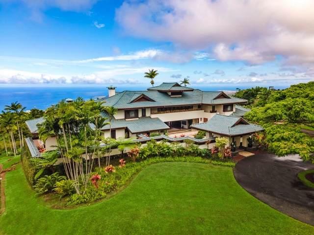 75-5710 Mamalahoa Hwy, Holualoa, HI 96725 (MLS #653383) :: LUVA Real Estate