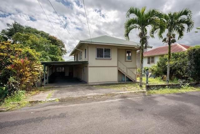 14 Kahili St, Hilo, HI 96720 (MLS #653389) :: LUVA Real Estate