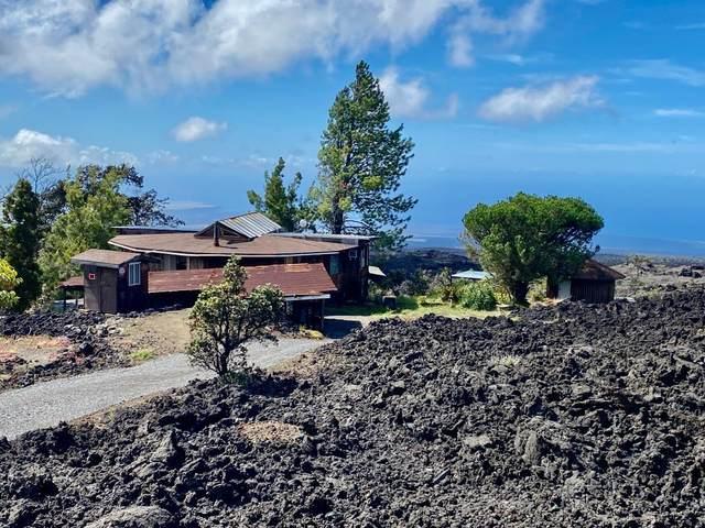 92-2738 Ocean View Pkwy, Ocean View, HI 96737 (MLS #653392) :: Iokua Real Estate, Inc.