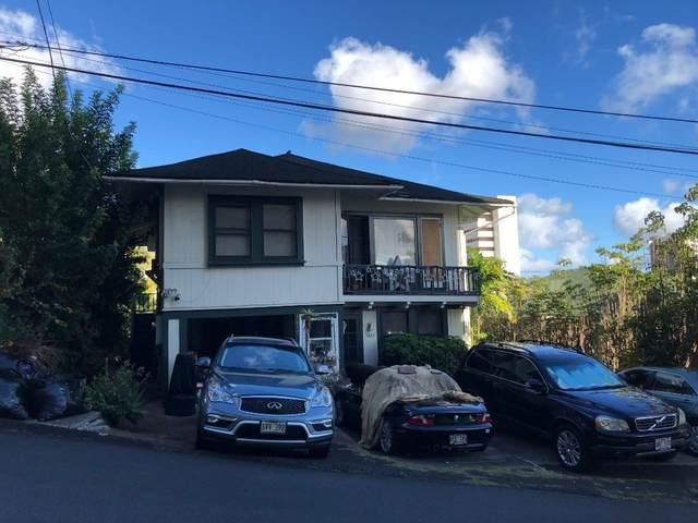 1617 Alapai St, Honolulu, HI 96813 (MLS #653418) :: LUVA Real Estate