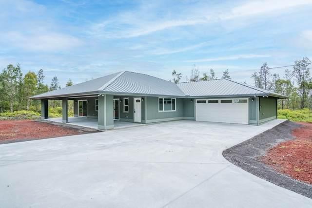 16-538 Aulii St, Keaau, HI 96749 (MLS #653421) :: LUVA Real Estate